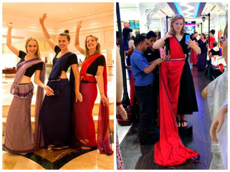 Central Sri Lanka Experiences - All dressed up at the Cinnamon Grand Colombo