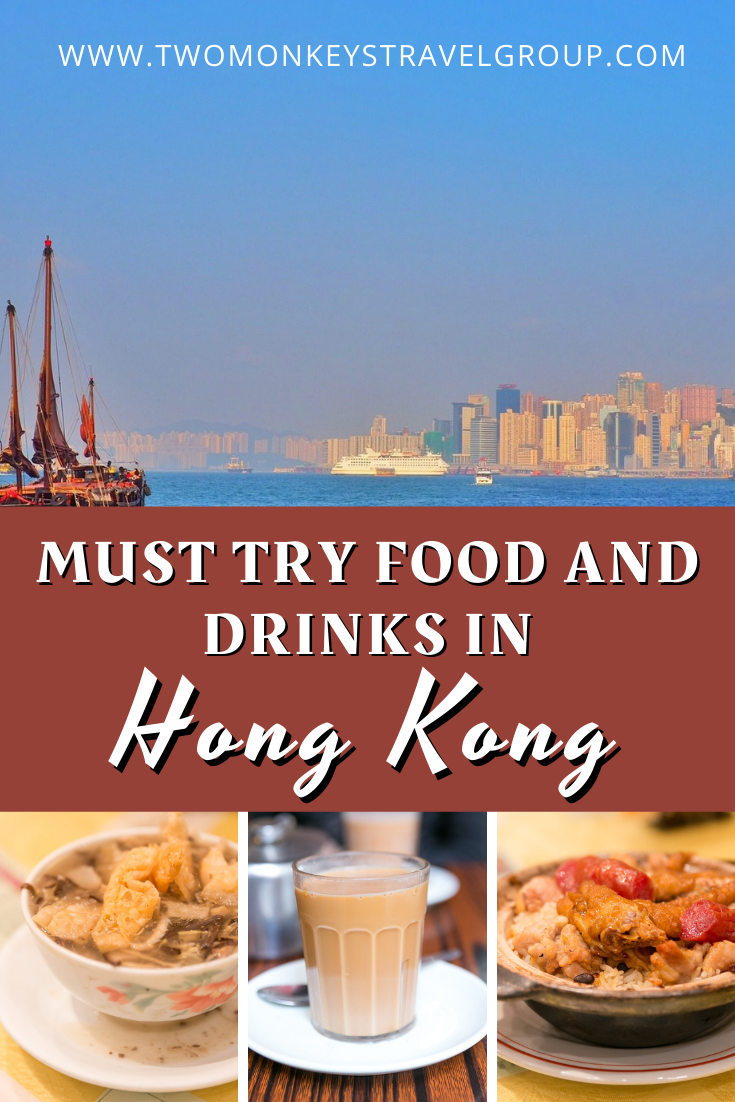 Hong Kong Foodie Guide 10 Must Try Food and Drinks in Hong Kong