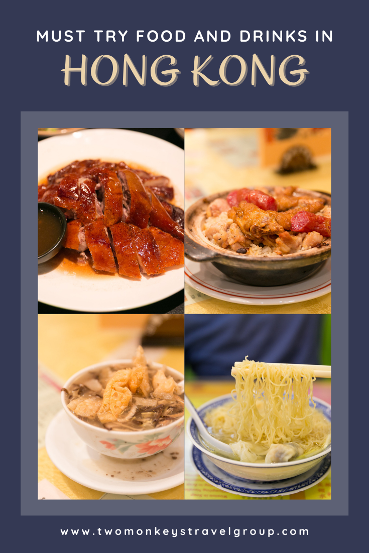 Hong Kong Foodie Guide 10 Must Try Food and Drinks in Hong Kong