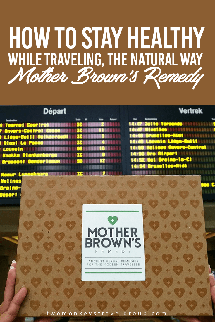 How to stay healthy while traveling, the natural way – Mother Brown's Remedy @MotherBrownsRem