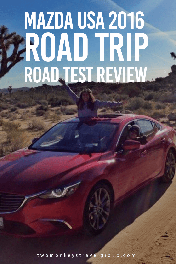 Mazda USA 2016 Road Trip – Road Test Review