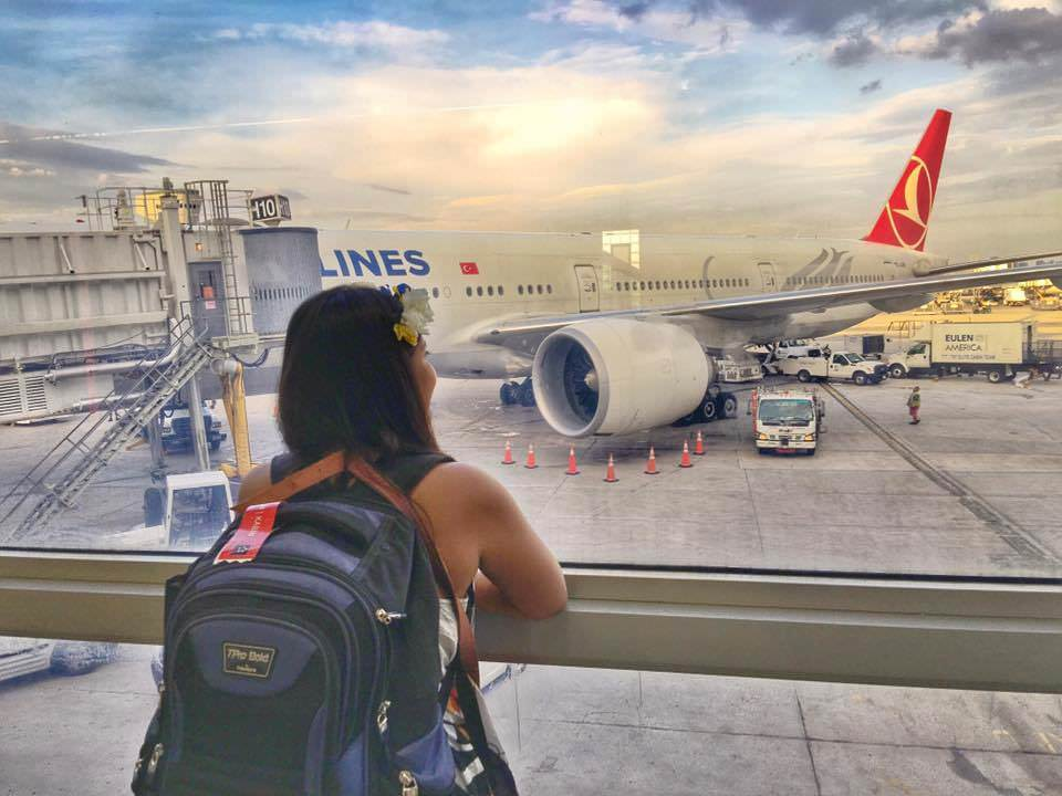 Turkish Airlines International Flight without Jet Lag