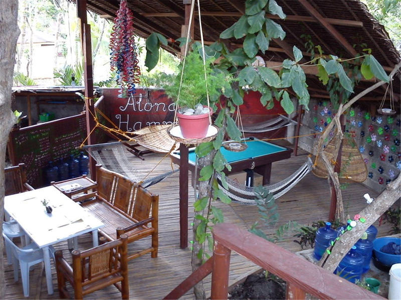 Alona Hammocks - Best Hostels in Bohol, Philippines