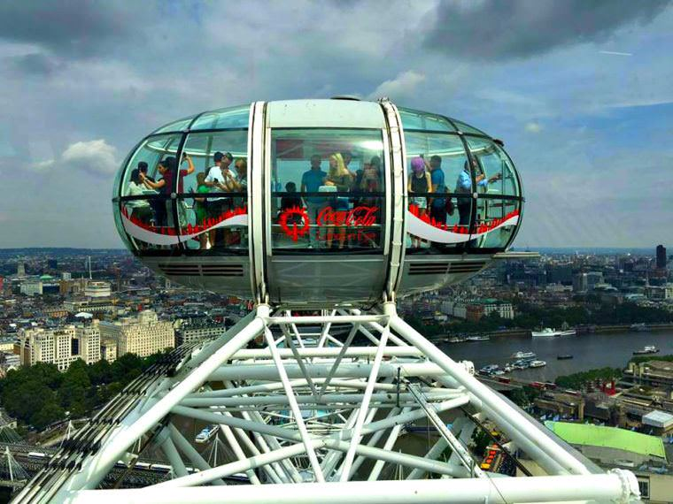 10 Cool Things to do in London with your Parents