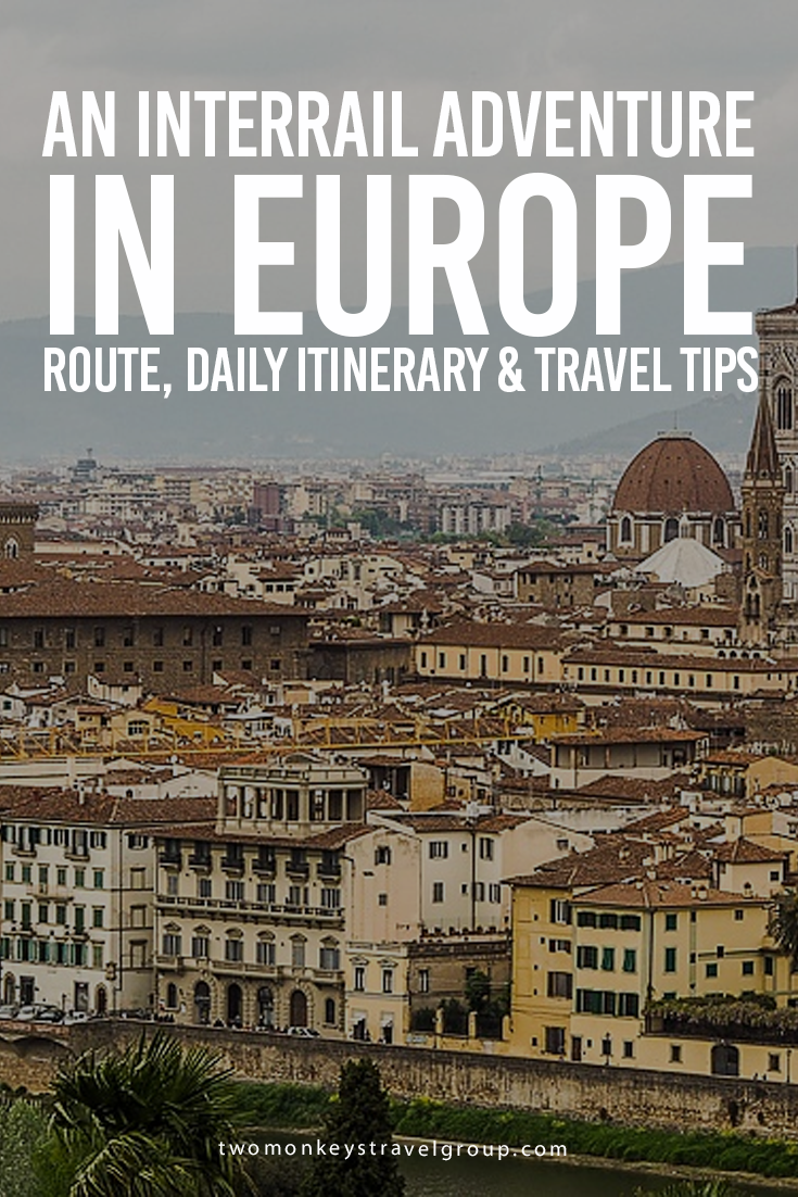 An Interrail Adventure In Europe – Route, Daily Itinerary & Travel Tips