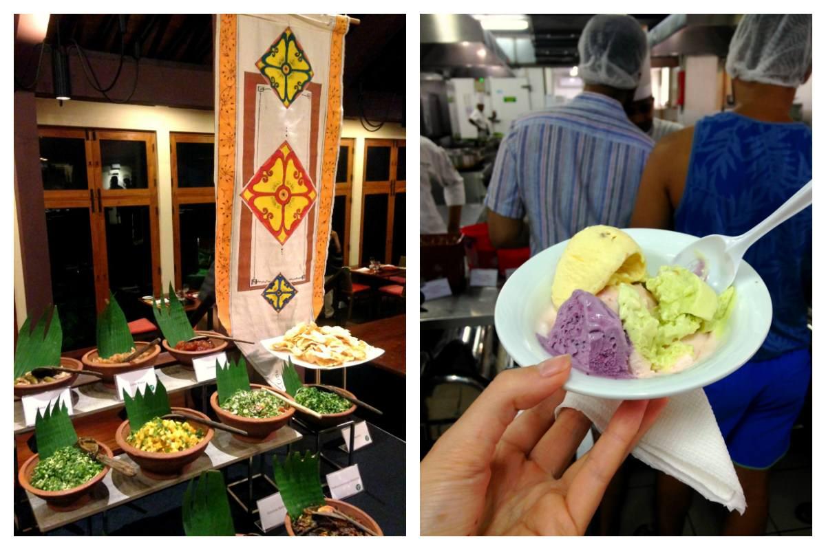 Cinnamon Citadel Kandy, Sri Lanka - Sri Lankan Curries & Homemade Ice Cream Tasting