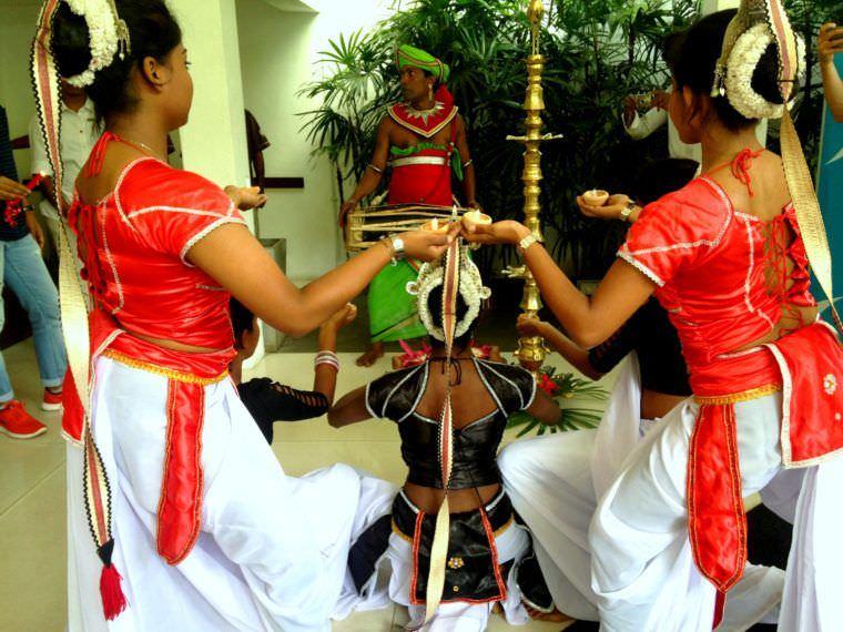 Cinnamon Citadel Kandy, Sri Lanka - Welcome Dance