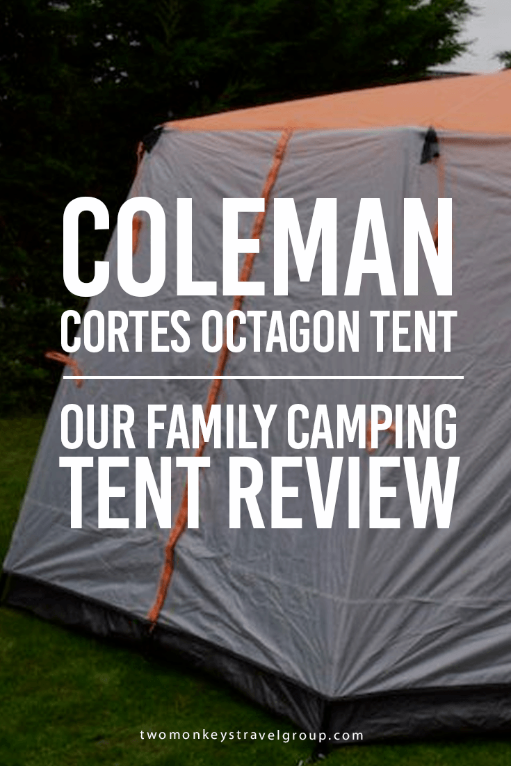 Coleman Cortes Octagon Tent – Our Family Camping Tent Review