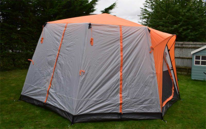 Coleman Product Review for Family camping