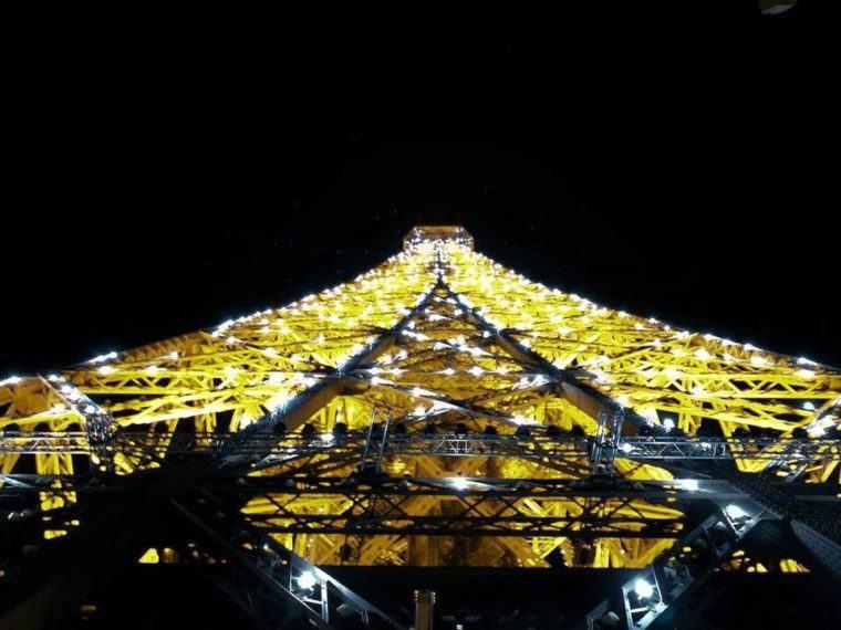 Honeymoon Trip Itinerary in Paris