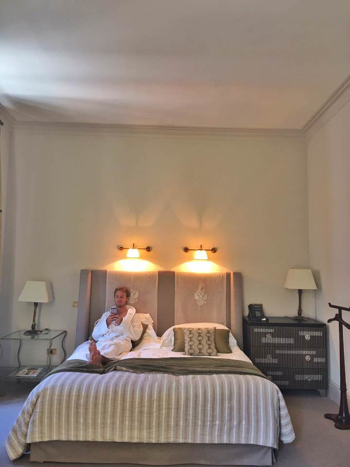 Hotel du Russie, Rome - our Luxury Stay Review during our Honeymoon Trip