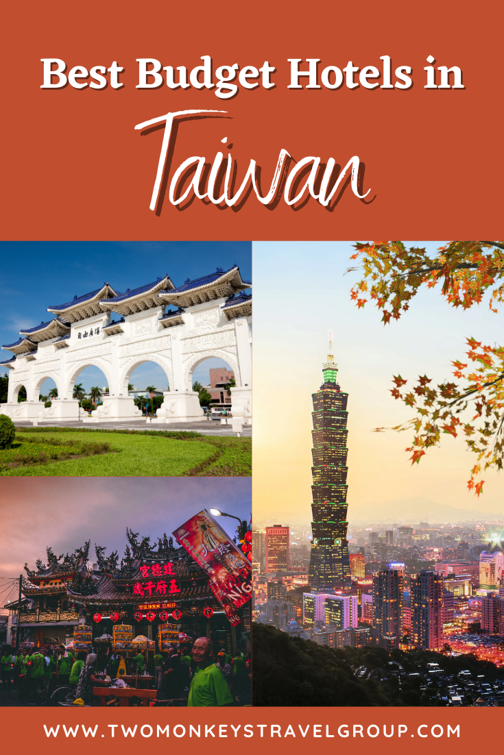 List of the Best Budget Hotels in Taiwan
