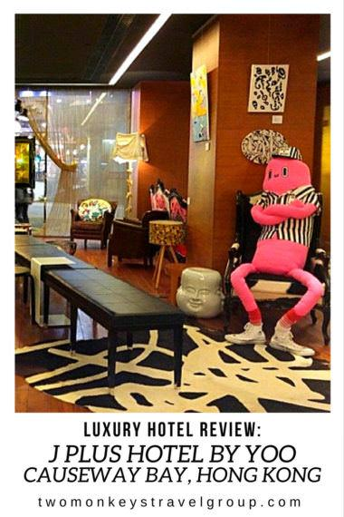 Luxury Hotel Review: J Plus Hotel by YOO, Causeway Bay, Hong Kong