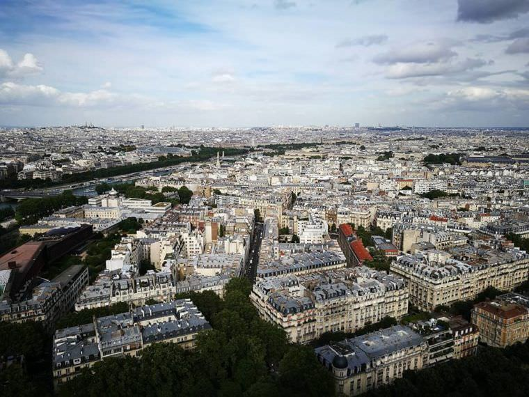 Our Honeymoon Itinerary in Paris, France
