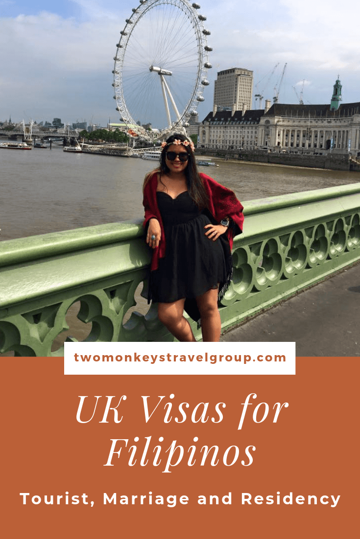 Pinterest uk visa for filipinos tourist marriage and residency