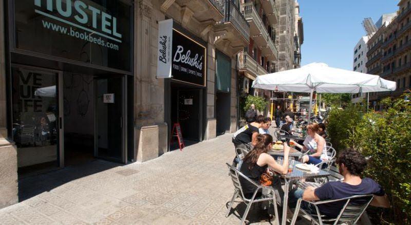 St. Christopher Inn Barcelona