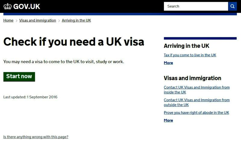 Does online dating work uk visa