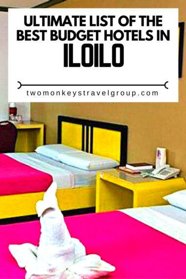 Ultimate List of the Best Budget Hotels in Iloilo