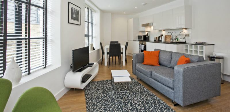 Why Staying in a Luxury Apartment in Shoreditch, London is a must 1
