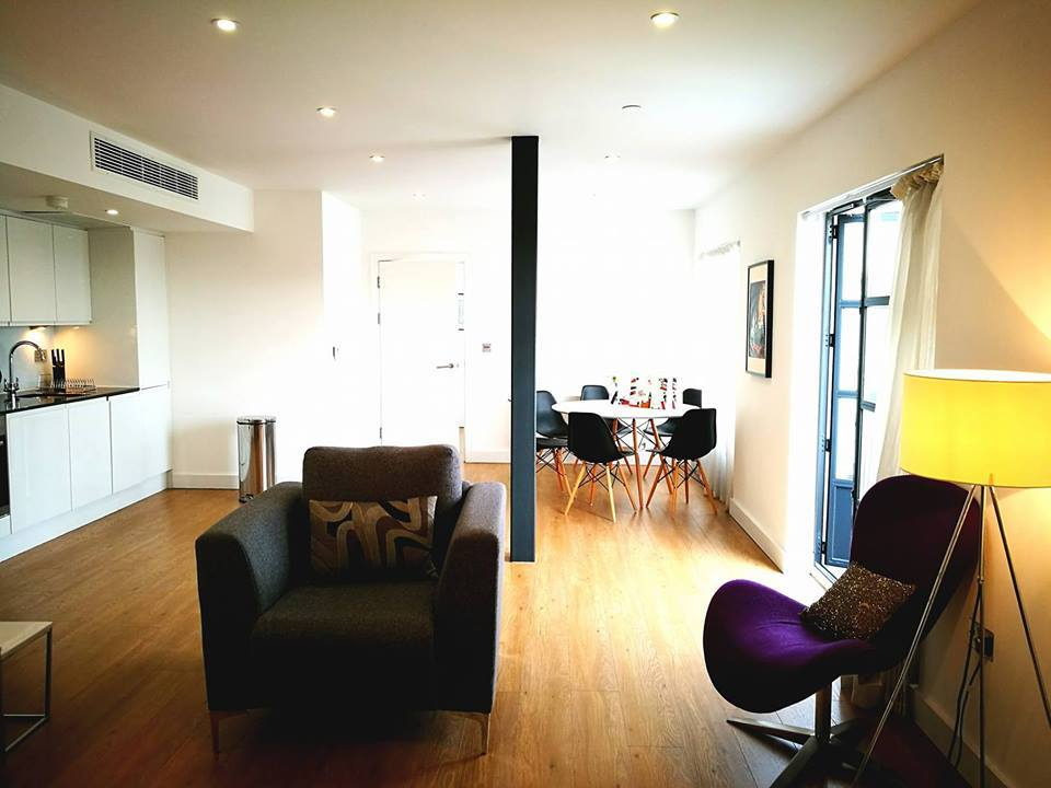 Why Staying in a Luxury Apartment in Shoreditch, London is a must!