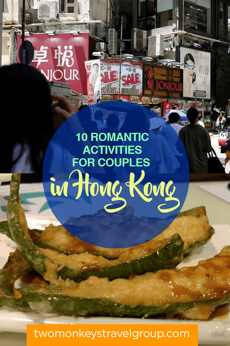 10 Romantic Activities for Couples in Hong Kong