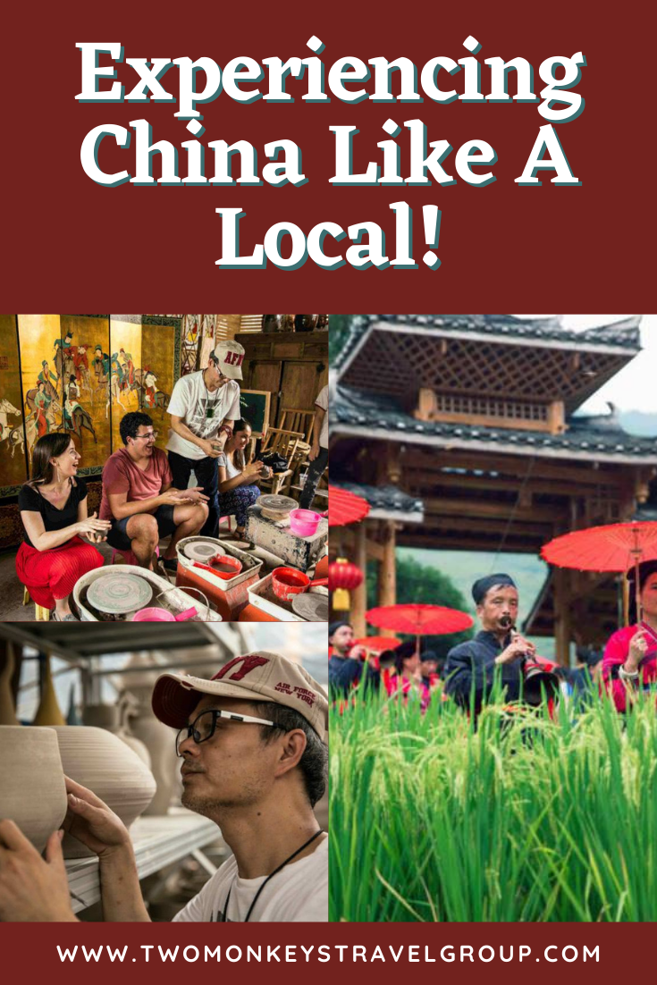 Experiencing China Like A Local!