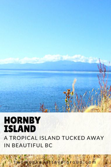 Hornby Island, A Tropical Island Tucked Away In Beautiful BC