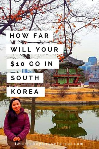 How far will your $10 go in South Korea?