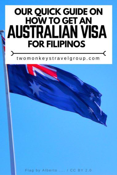 Our Quick Guide on How to Get an Australian Visa for Filipinos