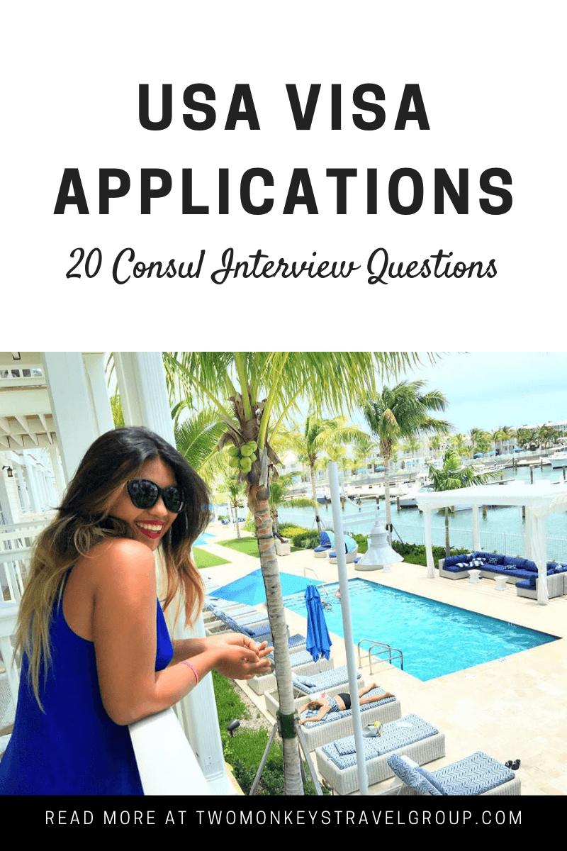 Pinterest usa visa applications consul interview question answer1