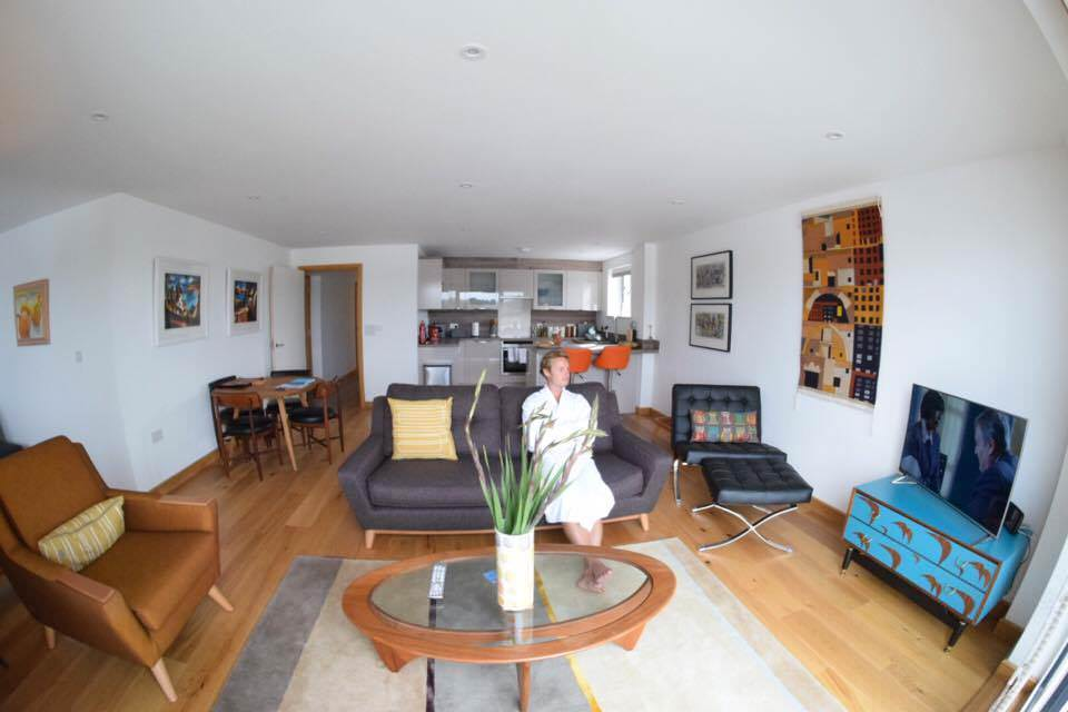 Slipway Apartment in Falmouth with Boutique Retreats