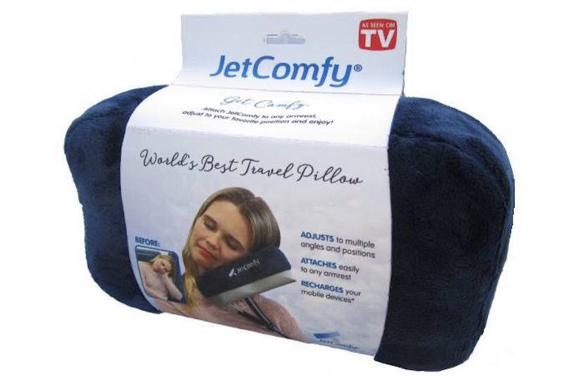 Jetcomfy Travel Pillow Is This The Best Travel Pillow In