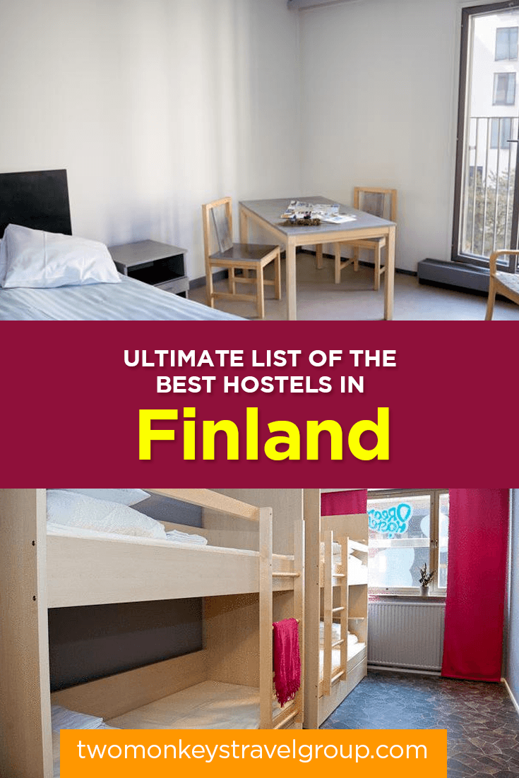 Ultimate List of the Best Hostels in Finland