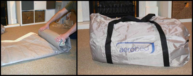 Aerobed Ultra Divan Double Review