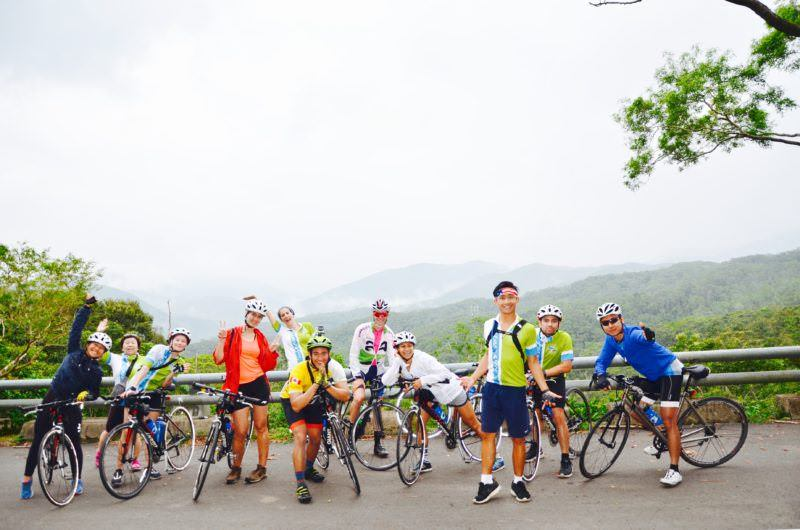 Cycling 12 Kilometres Uphill A Small Feat in Taiwan Formosa 900