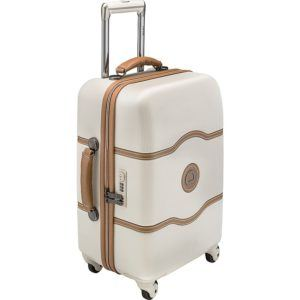 Delsey Luggage Chatelet 19-inch International Carry On Luggage