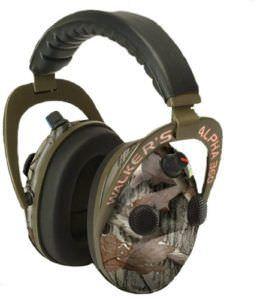 Ear Alpha Muff Hearing Enhancement