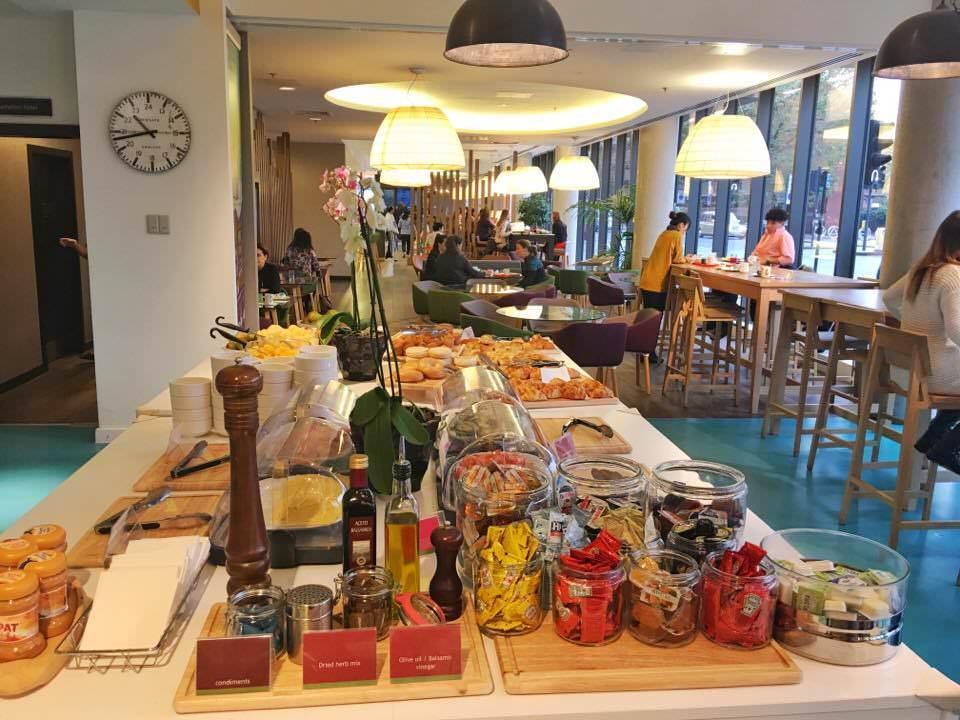 hampton hilton waterloo - city center hotel london - great british break -1