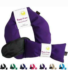 Herbal Neck Wrap with Eye Pillows and Sleep Mask