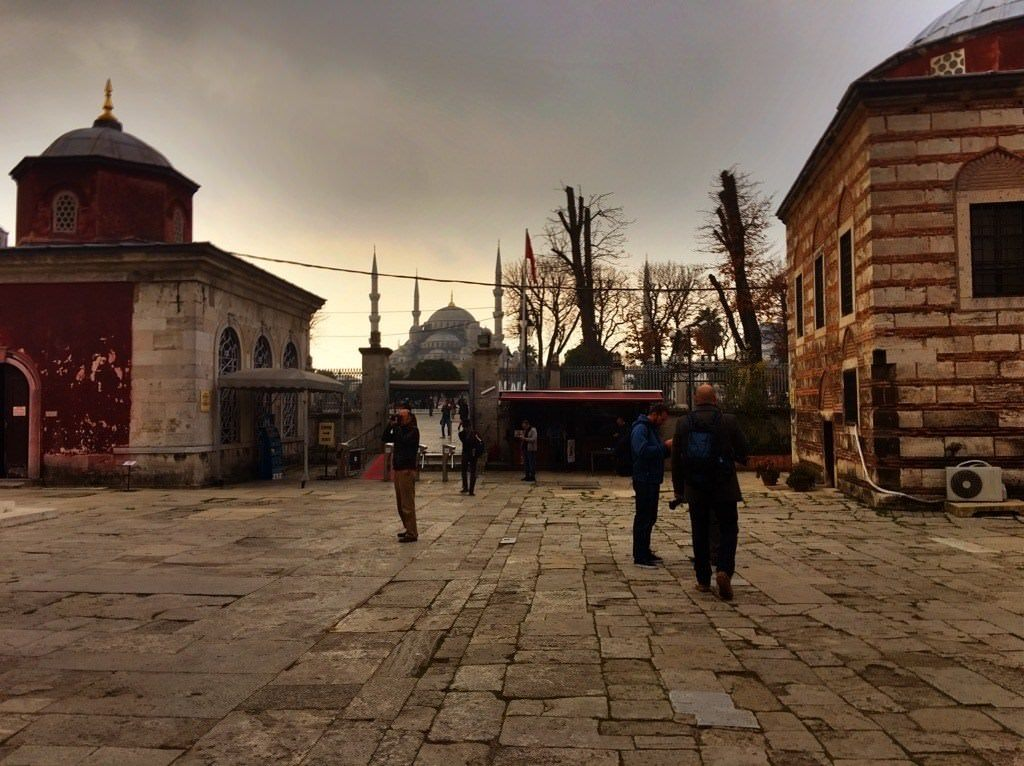 Istanbul Trip with Shangri La, Inflow Travel Summit and Turkish Airlines