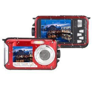 MARVUE 801S Underwater Digital Camera 24MO Waterproof Video Camcorder