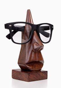 Nose shaped Eyeglass Spectacle Eyewear Holder