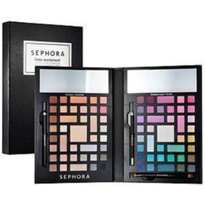 Sephora Collection Color Wonderland Neutral & Vivid Eyeshadow Palette