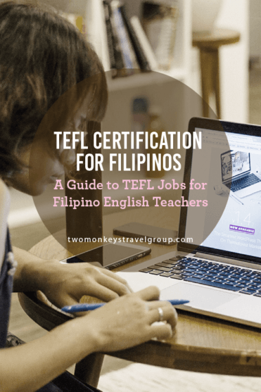 A Guide to TEFL Jobs for Filipino English Teachers