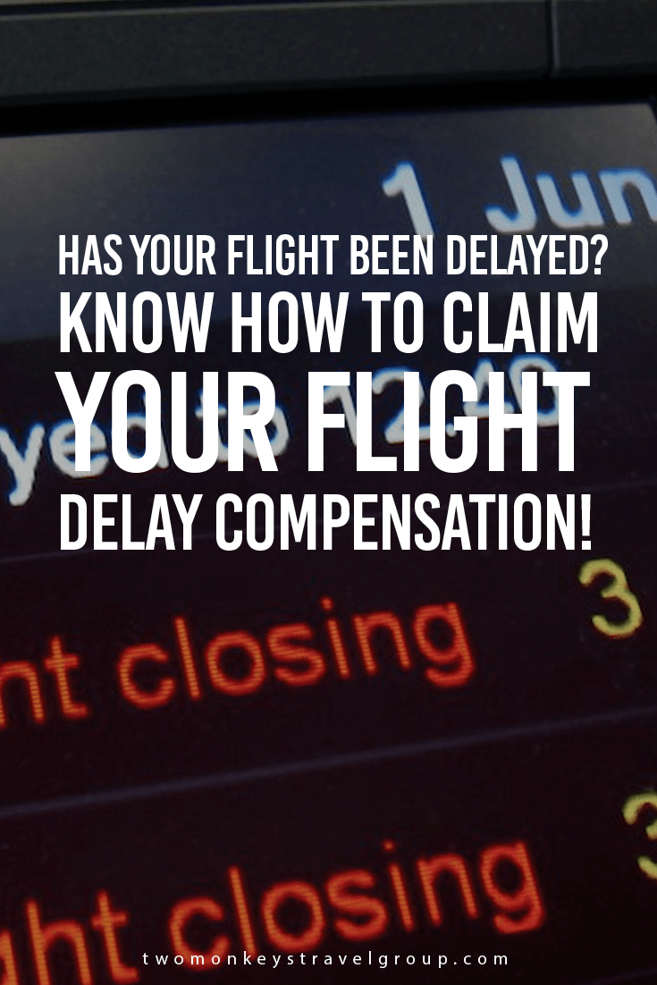 Has your Flight been Delayed? Know how to Claim your Flight Delay Compensation!