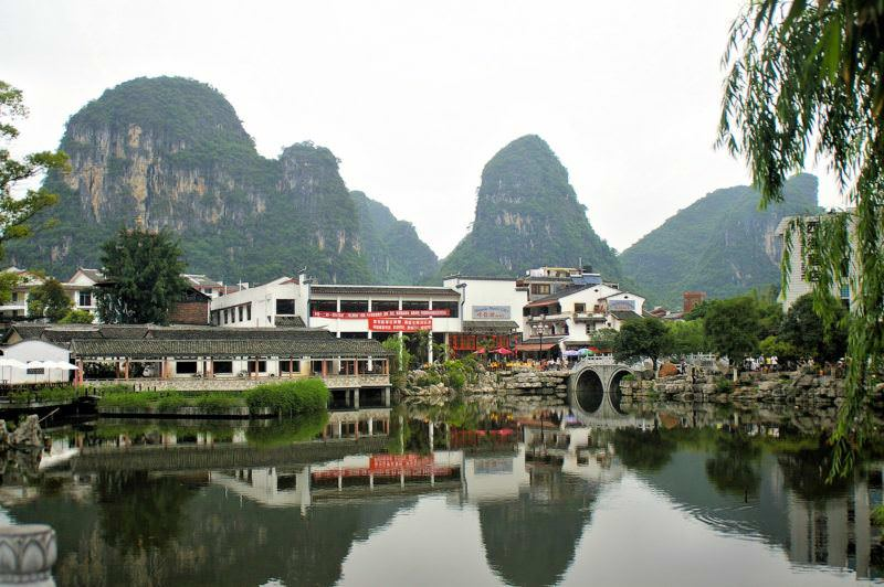 Traditional Chinese medicine themed Resorts
