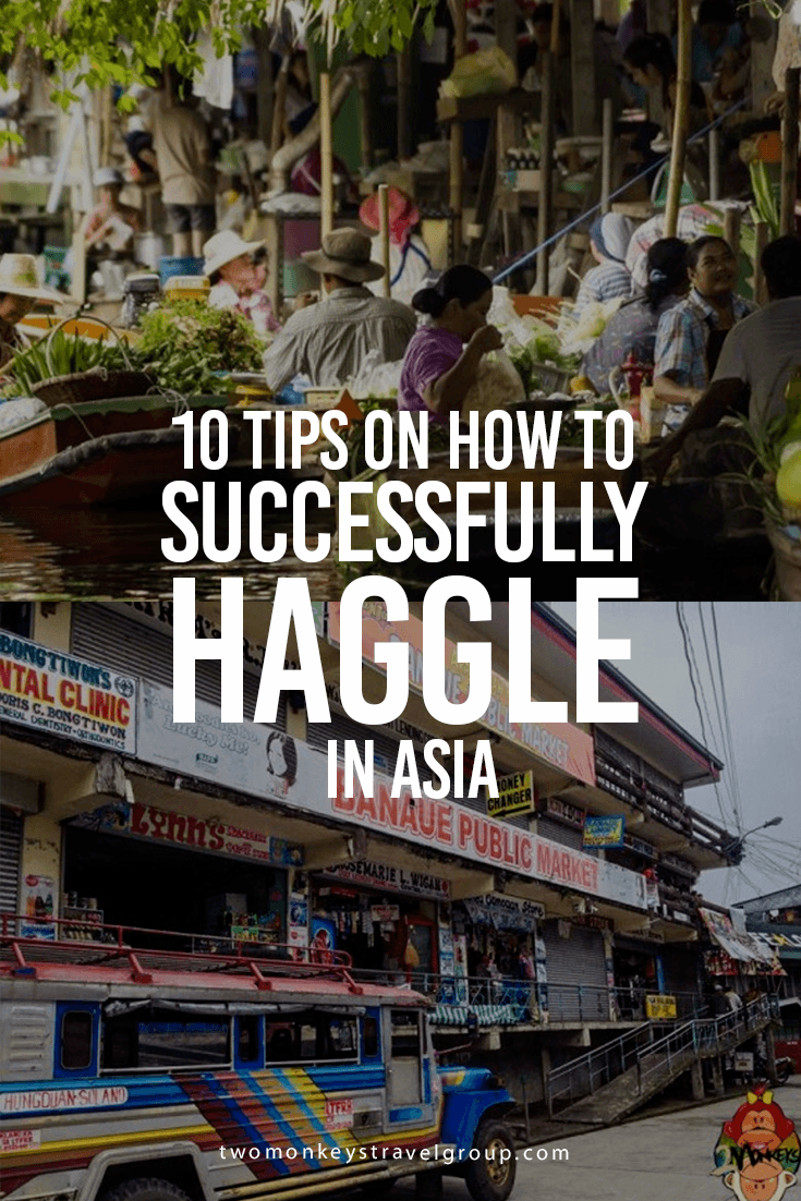 10 Tips on How to Successfully Haggle in Asia