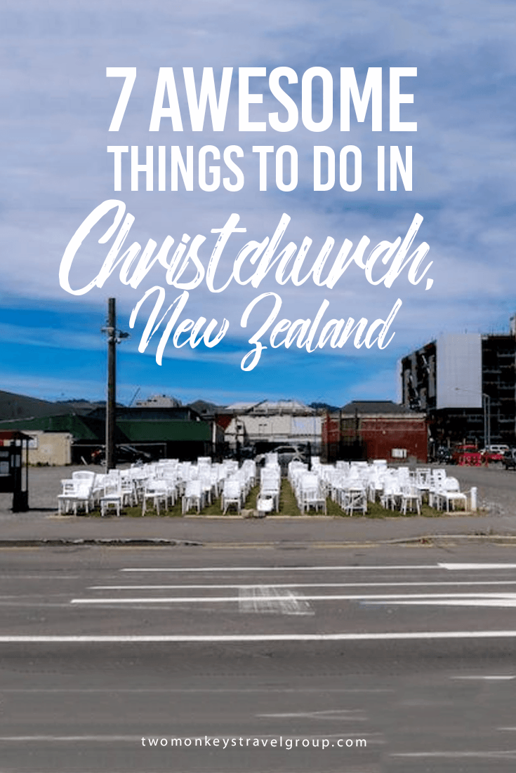 7 Awesome Things To Do in Christchurch, New Zealand