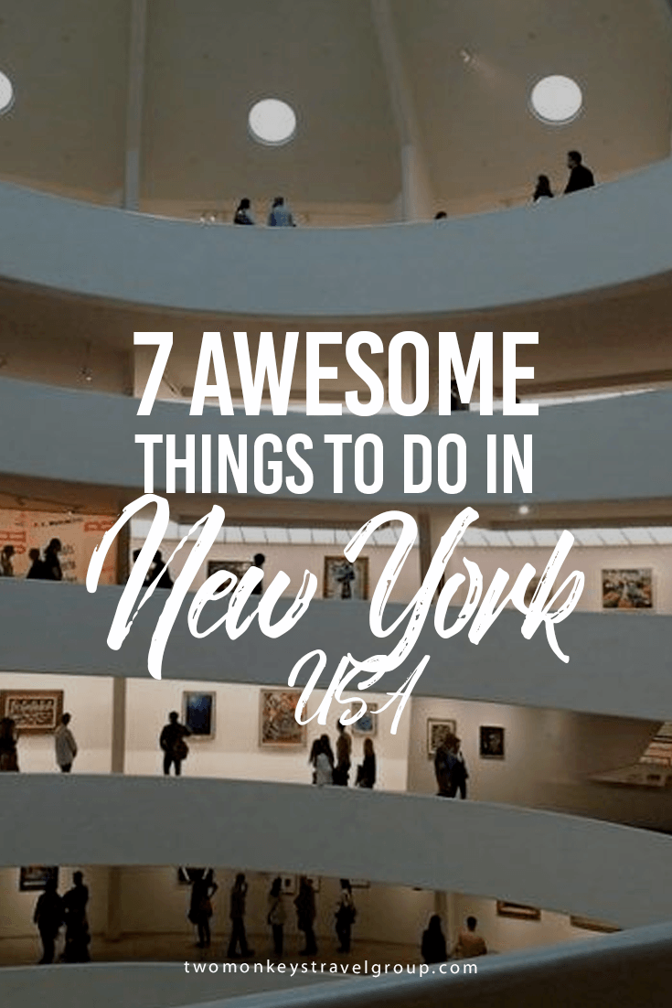 7 Awesome Things to Do in New York, USA