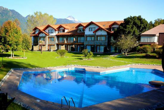 Best List of Hotels in Pucon, Chile - Pucon Hotel Green Park